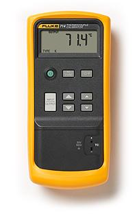 Fluke 714热电偶校准器