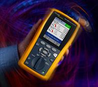 Fluke DTX系列电缆认证分析仪
