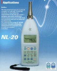理音(RION)NL-20声级计