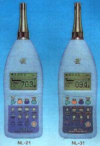 理音NL-21/NL-31 声级计