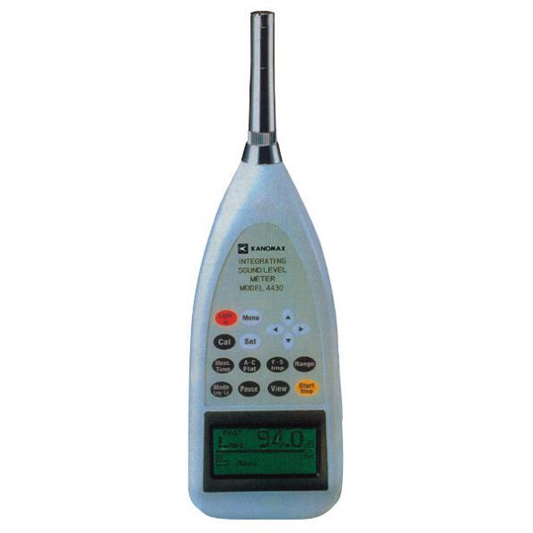 加野麦克斯/KANOMAX 4430积分式普通噪音计