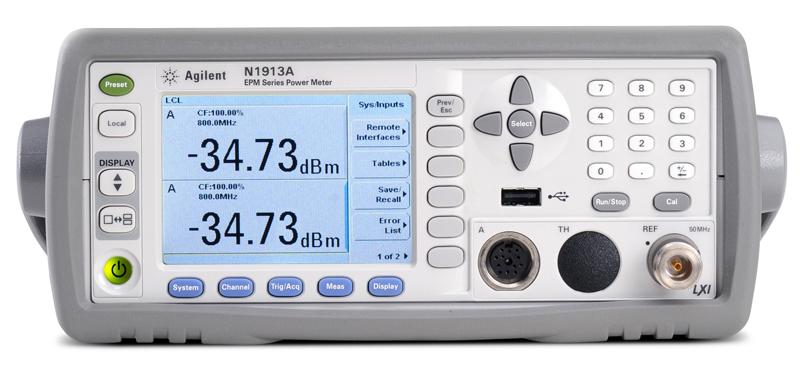 N1913A 单通道功率计